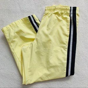 Nike Yellow Pants Size M (8-10) RN 56323